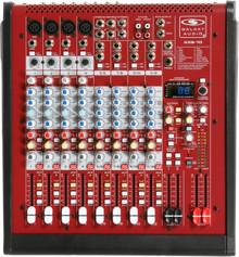 GALAXY AXS-10 USB FX Audio Mixer $10 Instant off use Promo Code: $10-OFF