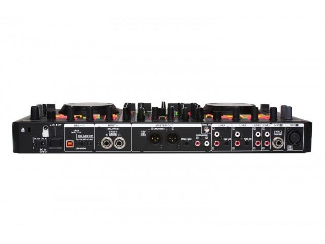 DENON MC6000MK2 Professional Digital Mixer Controller $25 Instant Coupon  Use Promo Code: $25-OFF