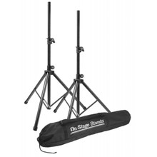 ON-STAGE SSP7900 Aluminum Speaker Stands & Carry Bag $5 Instant Coupon Use Promo Code: $5-OFF