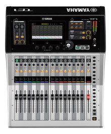 YAMAHA TF1 Digital Audio Mixer 16 Channels 40 Inputs 17 Motorized Faders $50 Instant Coupon Use Promo Code: $50-OFF