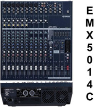 YAMAHA EMX5014C Powered FX Mixer $30 Instant Coupon Use Promo Code: $30-OFF