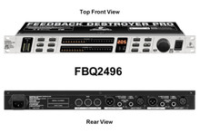 BEHRINGER FBQ2496 Automatic Feedback Suppressor $5 Instant Coupon Use Promo Code: $5-OFF