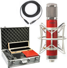 AVANTONE CV-12 Professional Studio 9 Pattern Tube Vocal Mic $25 Instant Coupon Use Promo Code: $25-OFF