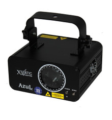XSTATIC AZUL Blue Single-Color Animation Laser Effect Light $20 Instant Coupon Use Promo Code: $20-OFF