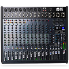 ALTO PROFESSIONAL LIVE 1604 16 Channel USB FX Audio Mixer $25 Instant Coupon Use Promo Code: $25-OFF