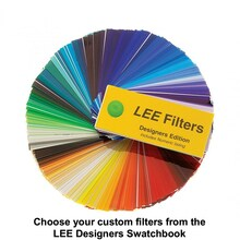 "LEE Pre-Cut 12"" X 10"" Custom Color Filters from the Best Sellers List"