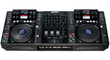 Gemini CDMP-7000 Dual DJ CD USB Mixing Console $25 Instant Coupon Use Promo Code: $25-Off