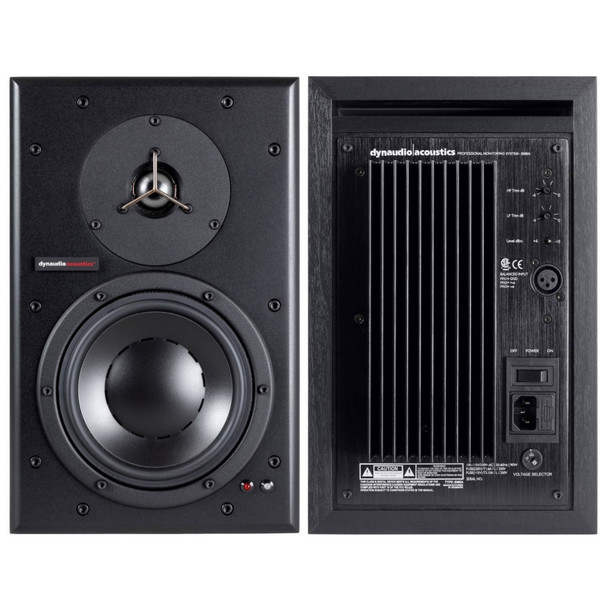 dynaudio bm6a classic nearfield active studio monitor pair 100 instant coupon use promo code. Black Bedroom Furniture Sets. Home Design Ideas
