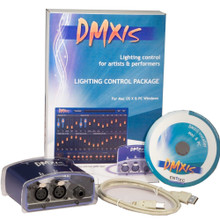 ENTTEC DMXIS One Universe USB DMX-512 Lighting Software & Hardware Interface $5 Instant Coupon Use Promo Code: $5-OFF