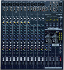 YAMAHA EMX5016CF 16 Channel Rackmount Powered Dual FX Mixer $50 Instant Coupon Use Promo Code: $50-OFF