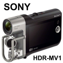 Sony HDR-MV1 Professional HD Video Stereo Audio Portable Wi-Fi Recorder $15 Instant Coupon Use Promo Code: $15-Off