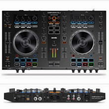 DENON MC4000 Professional 2 Channel DJ Controller with Serato DJ Intro Software $20 Instant Coupon Use Promo Code: $20-OFF