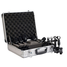 AUDIX FP7 FUSION Professional Stage and Studio Mic Drum Pack with Case