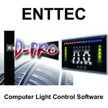 ENTTEC D-PRO Computer Light Control Software Program $10 Instant Coupon Use Promo Code: $10-OFF