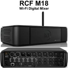 RCF M18 Wi-Fi 18 Channel Digital Mixer