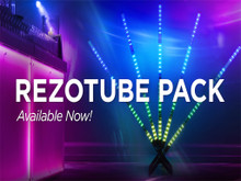 MARQ REZOTUBE PACK High Resolution 5x1 Meter Led FX Lights $25 Instant Coupon Use Promo Code: $25-OFF