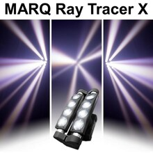 MARQ RAY TRACER X 8 Head Moving FX Light $20 Instant Coupon Use Promo Code: $20-OFF