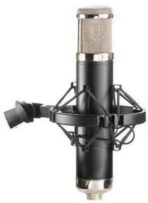 APEX 460B Wide Diaphragm Tube Studio Vocal Mic 9 Polar Settings $5 Instant Coupon Use Promo Code: $5-OFF