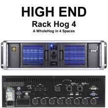 High End Systems Rack Hog 4 Professional Rackmount Lighting