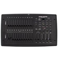 AMERICAN DJ SCENE SETTER 24 Programmable Midi Lighting Console