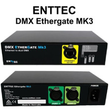 ENTTEC DMX ETHERGATE MK3 Multiple Application Hardware Interface $25 Instant Coupon Use Promo Code: $25-OFF