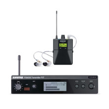 SHURE P3TRA215CL PSM 300 Wireless Stereo Personal in Ear Monitor System