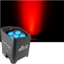 CHAUVET DJ FREEDOM PAR TRI-6 Wireless Battery Powered LED RGB Uplight