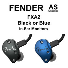 FENDER FXA2 Professional 112db @1mw Sensitivity for Distortion-Free Audio In-Ear Monitors $10 Instant Coupon Use Promo Code: $10-OFF