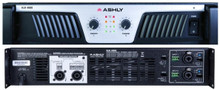 ASHLY KLR-4000 Professional 4000w Bridged 2 Channel Rackmount Amplifier