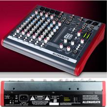 ALLEN & HEATH ZED-10 Compact Multi-Purpose USB Live Recording Mixer