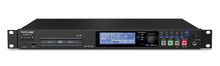 Tascam SS-CDR250N Rackmount Two-Channel Networking SD/CD/USB/Media Digital Recorder