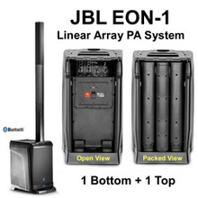 JBL EON ONE Active 380w Bluetooth Linear Array Compact PA System $25 Instant Coupon Use Promo Code: $25-OFF
