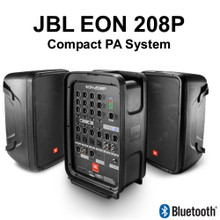 JBL EON 208P Active 300w Bluetooth Compact Suitcase PA System $15 Instant Coupon Use Promo Code: $15-OFF