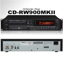 TASCAM CD-RW900MKII Professional Rackmount Recorder / Player