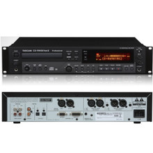 TASCAM CD-RW901MKII Professional Rackmount Recorder / Player with Remote