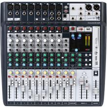 SOUNDCRAFT SIGNATURE 12 Lexicon FX USB Ableton Live 9 Lite Audio Mixer $10 Instant Coupon use Promo Code: $10-OFF