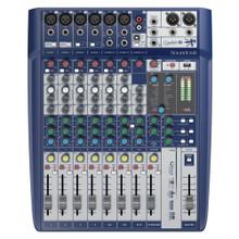 SOUNDCRAFT SIGNATURE 10 Lexicon FX USB Ableton Live 9 Lite Audio Mixer