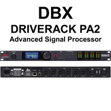 DBX DRIVERACK PA2 Complete PA Management System Processor $10 Instant Coupon Use Promo Code: $10-OFF