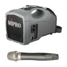 MiPRO MA-101G/ACT-24HC Portable Wireless Lithium Battery Powered Personal PA with Microphone $10 Instant Coupon Use Promo Code: $10-OFF