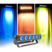 ELATION SIXBAR 500 12W 6-in-1 RGBAW+UV LED FX Light $15 Instant Coupon Use Promo Code: $15-OFF