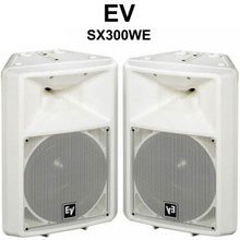 EV SX300WE White House of Worship PA Speaker System Pair $50 Instant Coupon Use Promo Code: $50-OFF