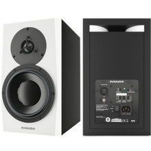 """DYNAUDIO LYD-7 White 200w Total 7"""" Bi-Amp Active Nearfield Studio Monitor Pair $40 Instant Coupon Use Promo Code: $40-OFF"""