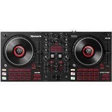 NUMARK MIXTRACK PLATINUM FX 4 Deck Controller with Serato DJ Lite Software