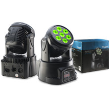 BLIZZARD STAGG HEAD BANGER 10 Compact RGBW 7x10w LED Moving Head $5 Instant Coupon Use Promo Code: $5-OFF