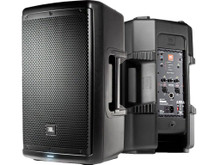 JBL EON612 Active 2000w Bluetooth PA System Speaker Pair