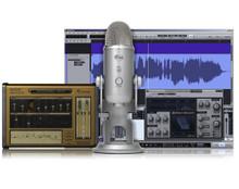 BLUE YETI STUDIO PACK USB Mic & Software Recording System
