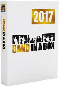 PG MUSIC Band in a Box Pro 2017 PC Music Production Software Program