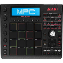 AKAI PROFESSIONAL MPC STUDIO BLACK Backlit RGB Midi USB Pad Controller Sequencer