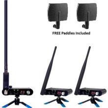 WI DIGITAL WI PRO AUDIOMATRIX X8 Rechargeable Battery Powered Digital Audio Wireless
