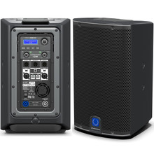 TURBOSOUND IQ8 5000w Peak Active PA System Pair with Klark Teknik DSP $30 Instant Coupon Use Promo Code: $30-OFF